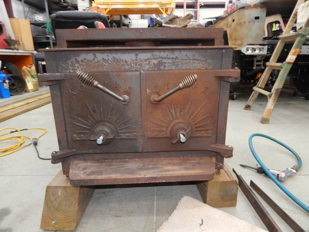 My 1970's Kodiak Stove - 1335Template