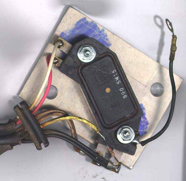 Dizzy FAQ – Dodge Ignition Coil Distributor Wiring Diagram