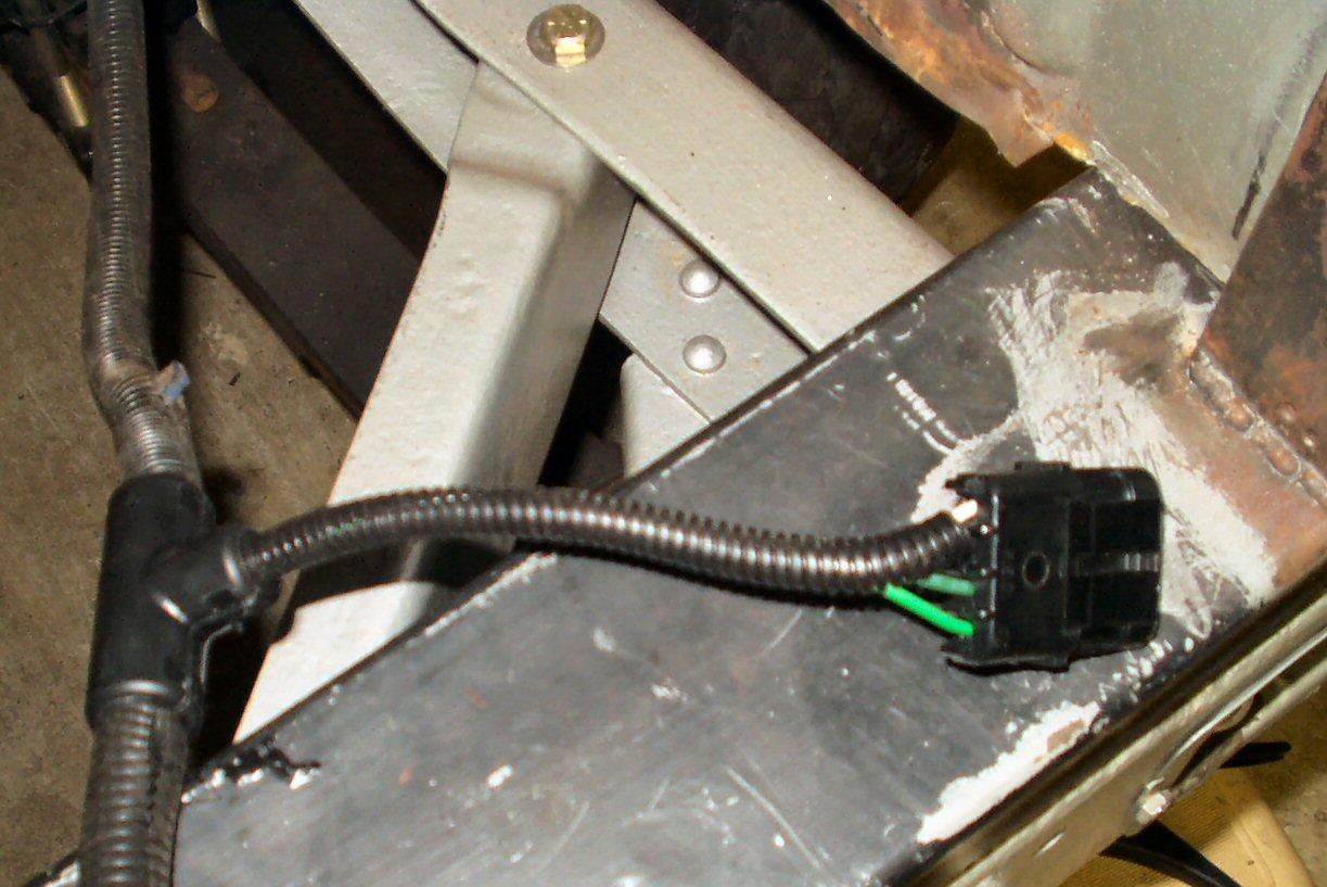 Fj40 Rear Wiring Harness Schematic Diagrams Ezgo Brake Lights 99