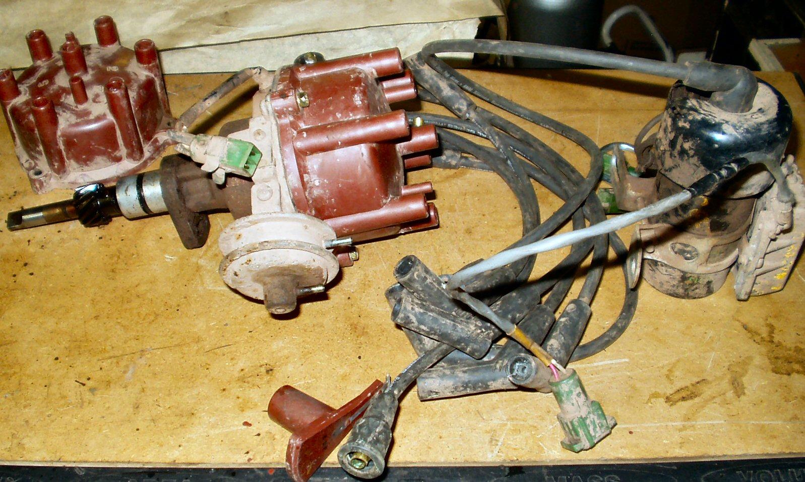 Installing A Fj60 Dizzy Wiring Diagram 1987 What I Got
