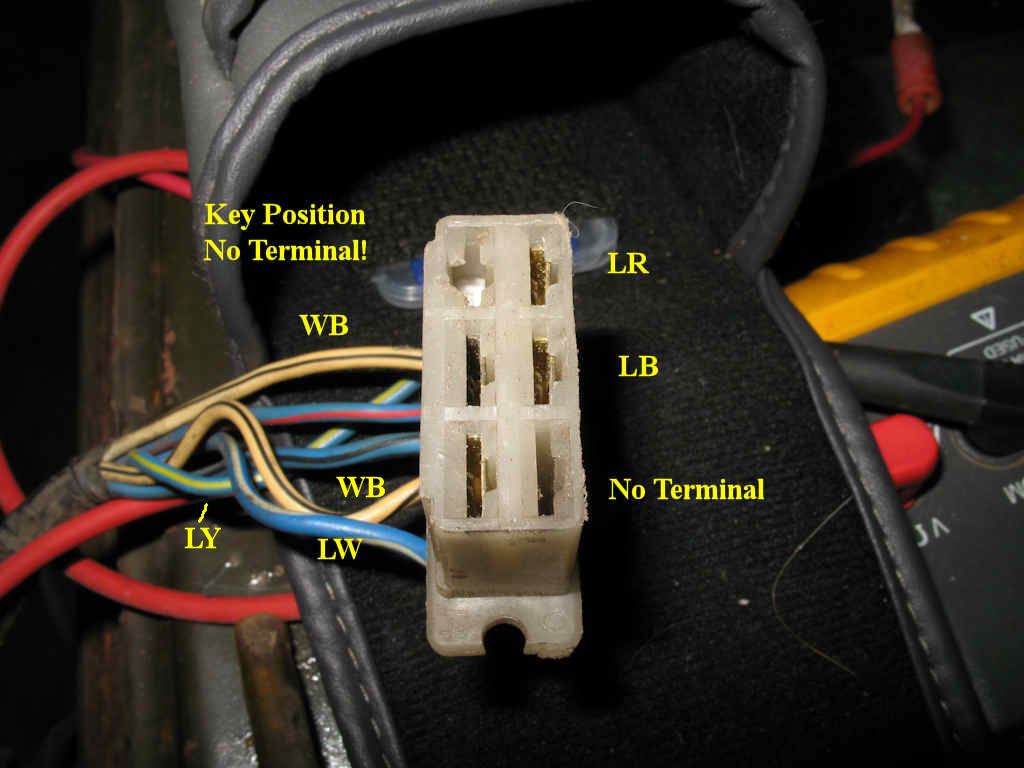 Fj40 Wiper Motor Wiring Diagram : Fj wiring harness turn signal switch