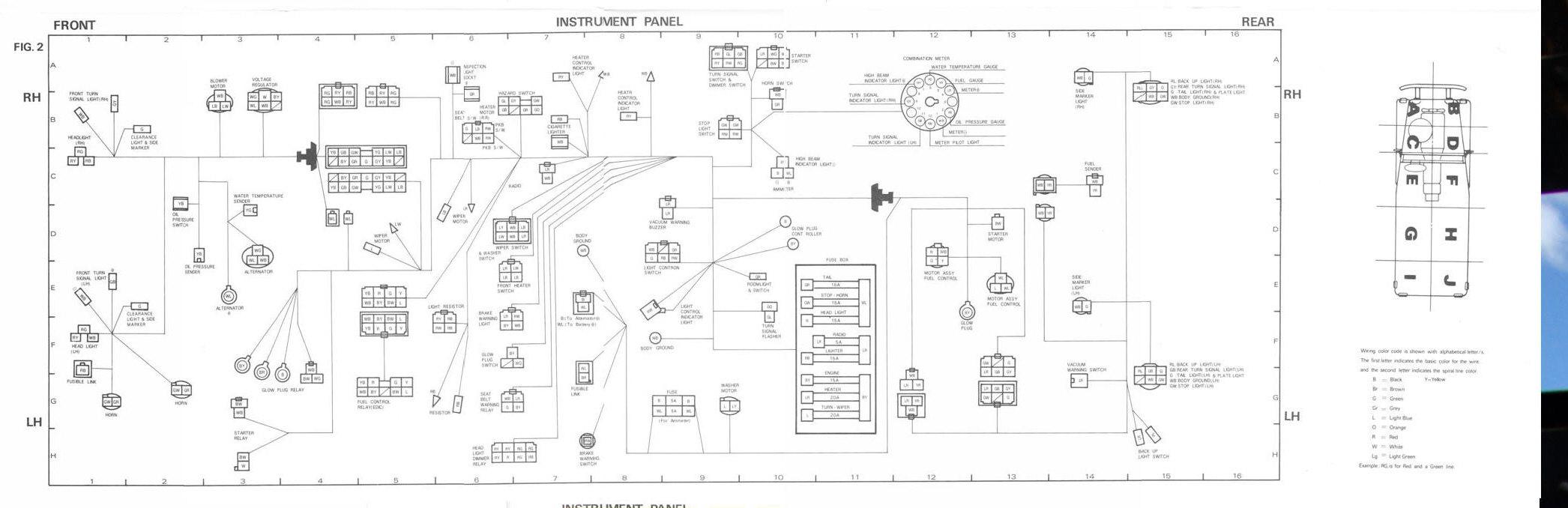Großzügig 1979 Internationaler Lkw Schaltplan Ideen - Der Schaltplan ...