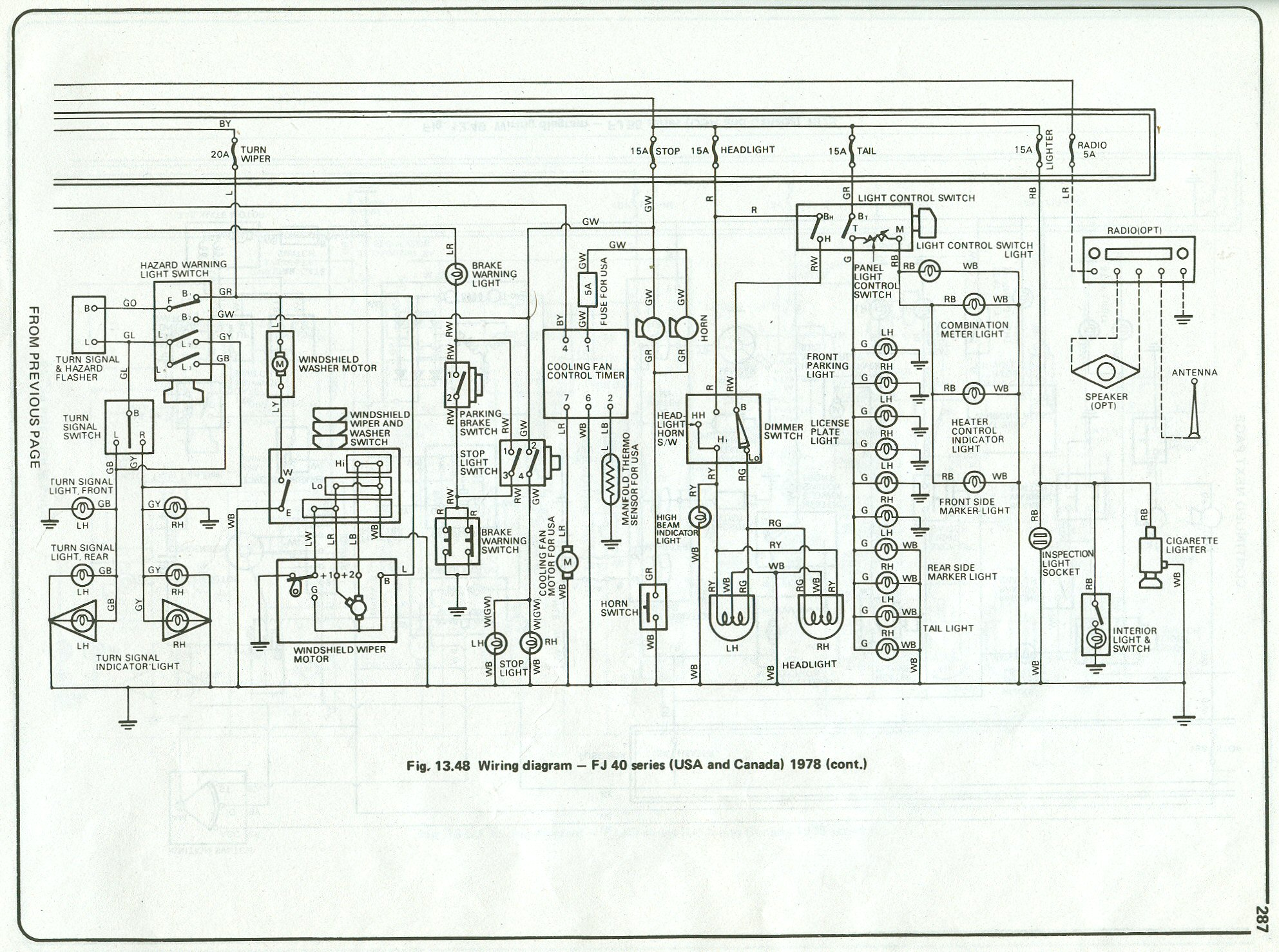1978 electrical puzzle